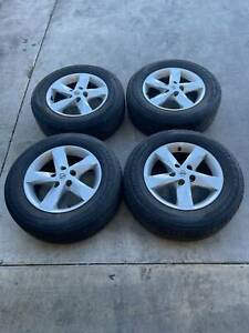 2007 - 2014 Nissan Dualis J10 *16 inch Alloy Wheels for Sale* T17239 Neerabup Wanneroo Area Preview