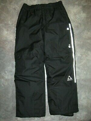 f53ca91c290 GERRY Snowboard Ski Snow Pants Youth Brown Insulated - Size 10-12