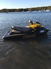 2007 sea-doo rxp 215 JetSki Blackalls Park Lake Macquarie Area Preview