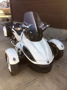 2012 Can Am Spyder RS