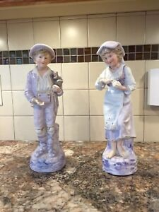 Porcelain Figurines Antique