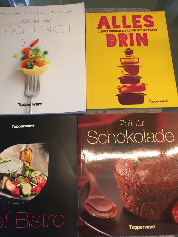 Rezeptbücher von Tupperware in Düsseldorf - Bezirk 10
