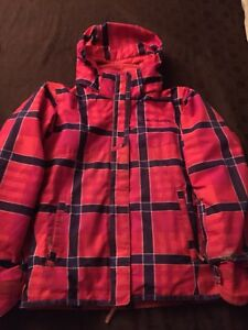 Columbia jacket 3 in 1