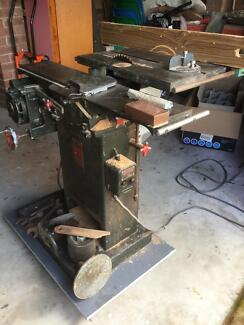 combination saw bench and buzzer