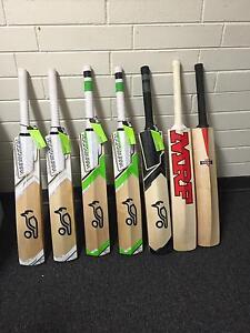 Kookaburra, MRF, Gray Nicolls, Puma Cricket Bats Bundoora Banyule Area Preview