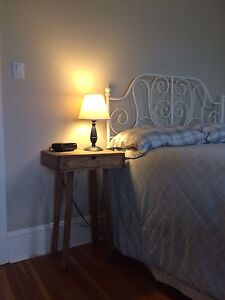 BED SIDE / END TABLE