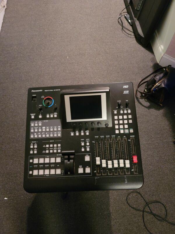 Panasonic AG-HMX100 Digital AV Mixer