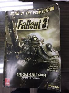 Fall out 3 game guide