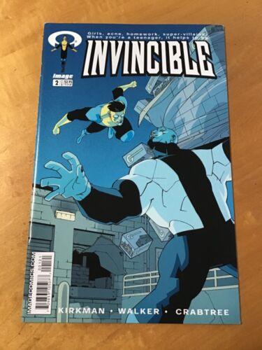 Invincible #2 VF+ 8.5 Image comics 2003