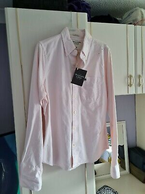 Mens Abercrombie & Fitch Shirt Size M