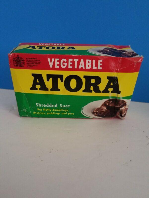 Atora Shredded Vegetable Suet For Cooking Vegetarian Friendly 240g