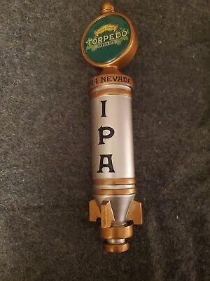 Sierra Nevada Torpedo Extra IPA Beer Tap Handle Sierra Nevada Ipa