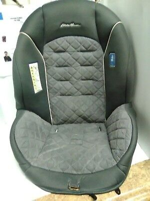 Eddie Bauer Convertible Booster Gray Car Seat Fabric Cover Cushion Replacement. Eddie Bauer Car Seat