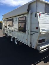 Coromal Seka 535 Pop-Up Caravan Orange Grove Gosnells Area Preview