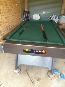 Pool table Cranebrook Penrith Area Preview
