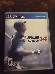 MLB 14 for ps4