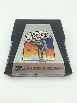 Star Wars The Empire Strikes Back Atari 2600 Video Game Cart