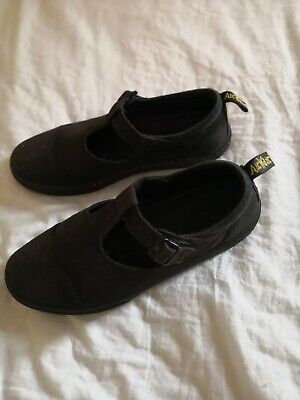 Womens black vans size 6 Air