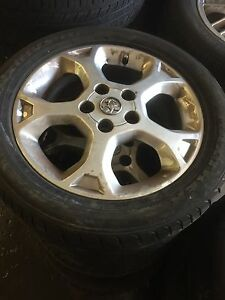 Holden Astra mags with tyres Brendale Pine Rivers Area Preview