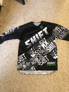 New dirt bike jerseys L