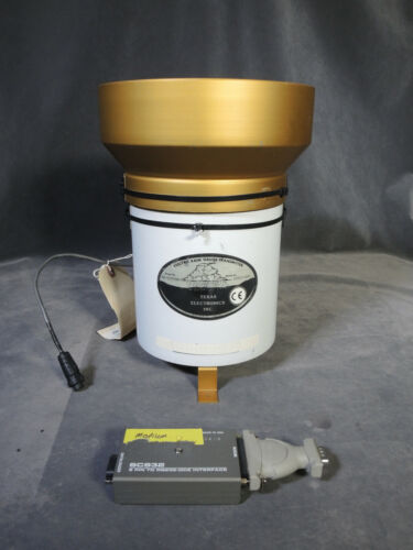 Texas Electronics Tipping Bucket Rain Gauge Transmitter TR-525USW Campbell SC932