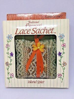 Попурри NIB! Earth Scents~Traditional Potpourri Lace