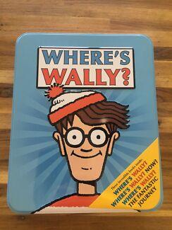Where's Wally? The Totally Terrific Tin (Brand New)