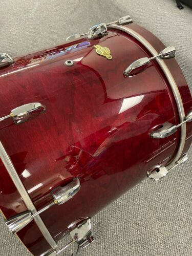 22x18 Pearl Masters SST All-Maple Shell - Virgin Shell - Cherry