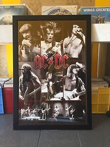 AC/DC Picture frame Adelaide CBD Adelaide City Preview
