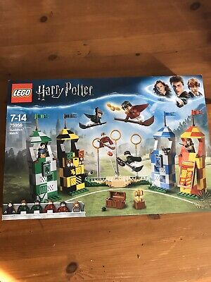 Lego Harry Potter Quidditch Match 75956 NEW