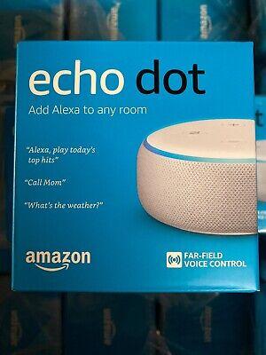 Amazon Echo Dot 3rd Generation Smart Speaker w/Alexa - Sandstone