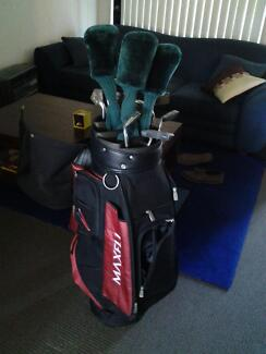 full set brosnan golf clubs and bag Waratah West Newcastle Area Preview