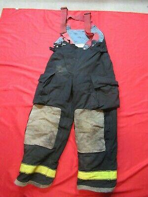 Mfg. 1999 Globe Gx-7 36 X 30 Firefighter Turnout Bunker Pants Fire Rescue Ems