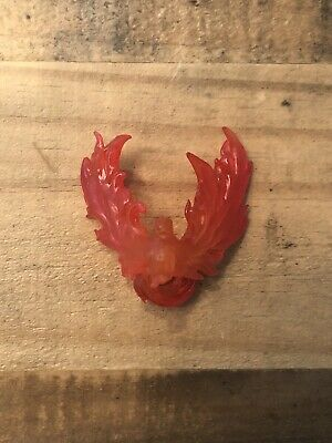 Marvel Legends Dark Phoenix Accessory Phoenix Hand Effect