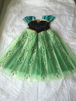 Frozen Princess Anna Costume