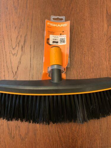 """Fiskars Quick Fit Tool System Broom 14"""" Wide NIP"""