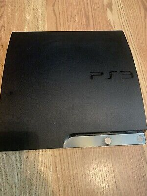 Sony Playstation 3 160 GB Slim Console System Tested Guaranteed PS3