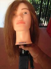 """Hairdressers mannequin """"Danielle"""" with clamp Taigum Brisbane North East Preview"""