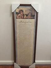 ANGELS DECORATIVE PICTURE FRAME Denistone Ryde Area Preview