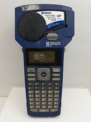 Brady BMP21 Handheld Label Printer for sale  Shipping to Nigeria