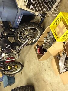 2006 KX250 used/new parts
