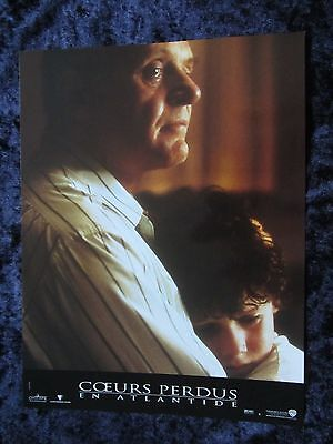 HEARTS IN ATLANTIS lobby cards ANTHONY HOPKINS french set of 6 stills