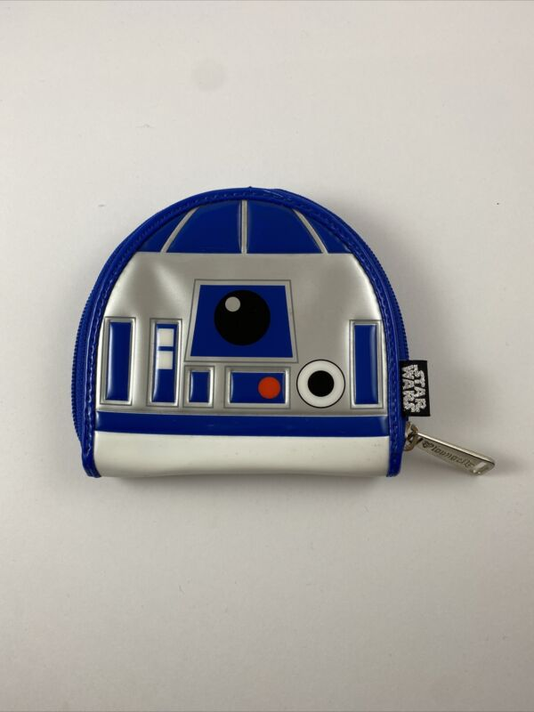 Loungefly Star Wars Disney R2D2 Wallet/Coin Purse Used In Great Condition