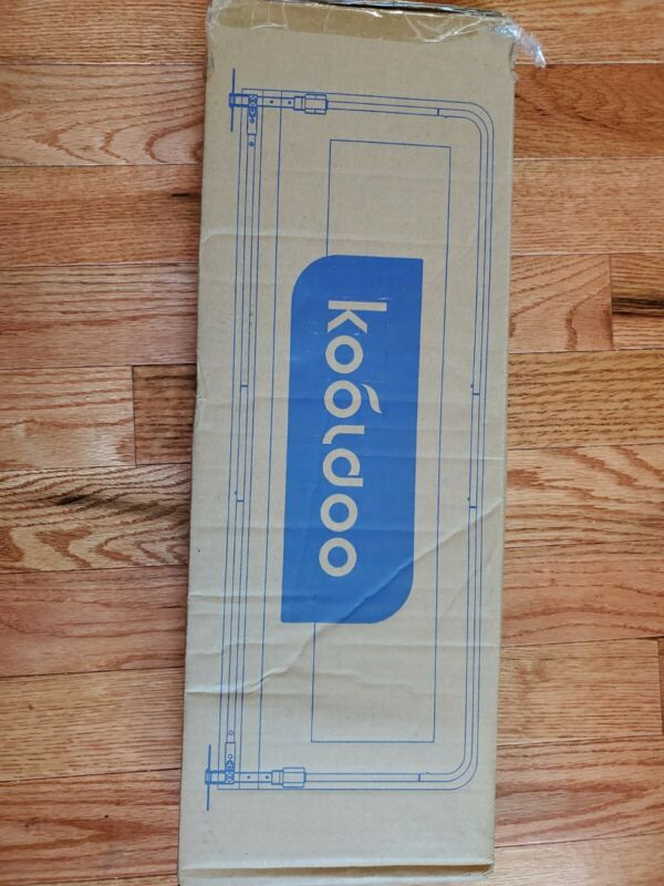 """KOOLDOO 43"""" Fold Down Toddlers Safety Bed Rail 110CM-58CM-KD1732"""