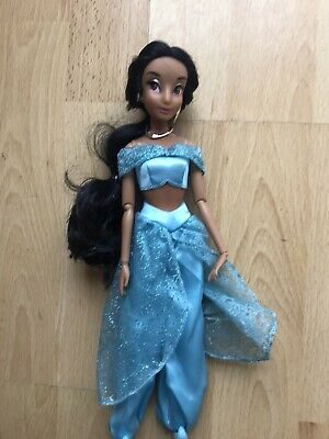 Disney Store Princess Jasmine (Aladdin) classic doll / barbie doll 💙immaculate
