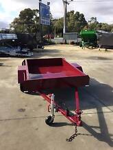 6x4 Light Basic Single Axle Box Trailer Kangaroo Island Preview