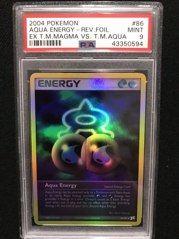 Pokemon ENERGY MAGMA ENERGY 87//95 RARE  NM CARD   TEAM MAMGMA VS AQUA
