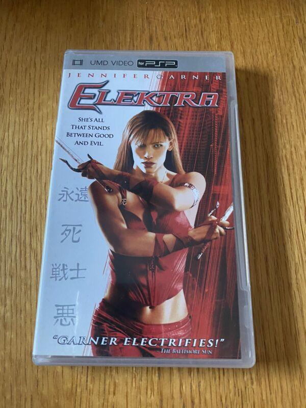 Elektra (UMD 2006) Sony PSP Tested And Works