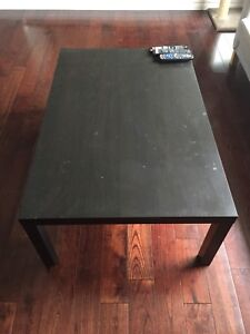 Must Go- lack coffee table