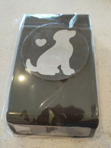 Stampin Up - Dog Builder Punch - NEW
